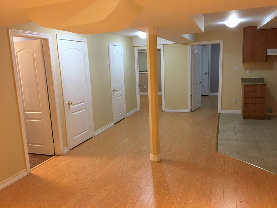 NEWLY RENOVATED BASEMENT APARTMENT -