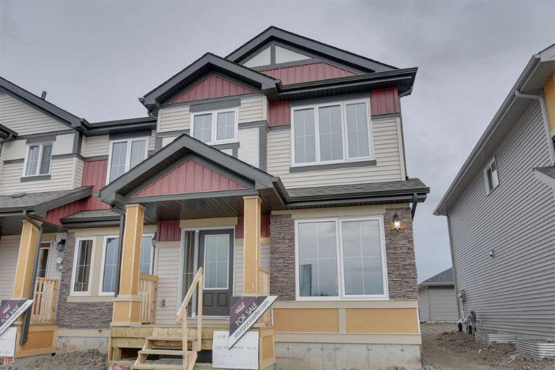 Brand New Townhome | No Condo Fees | Double Garage | Backyard