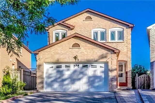 Well Maintained 4br+4wc Detach/Updated Bsmt Apartment/Markham, Markham, Ca
