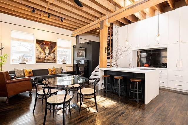 TO Life's Condo of the Week Boutique Hard Loft - Dovercourt Park