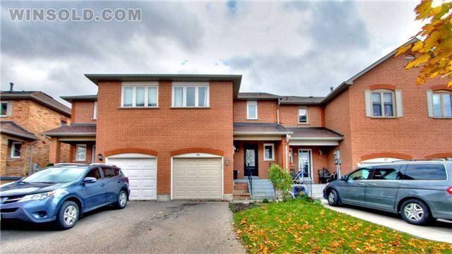 3 Bdrm Freehold Townhome in Maple/Vaughan