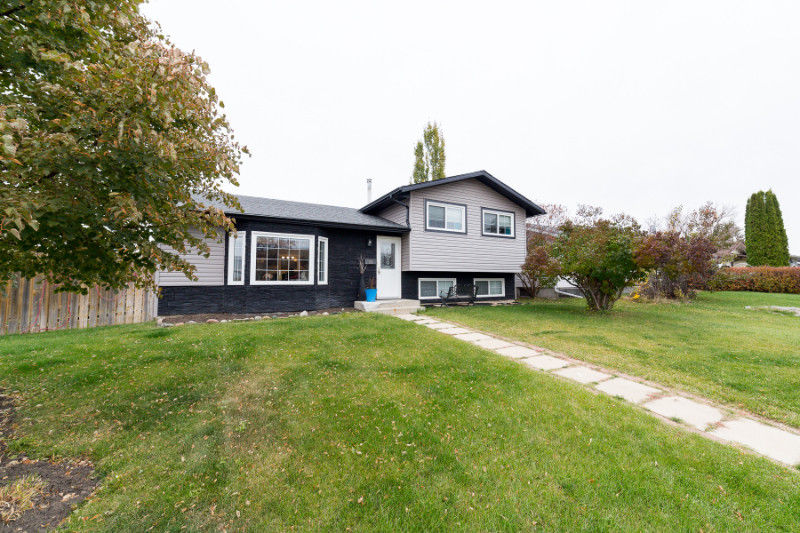 Beautifully Renovated 4 Bedroom Home on a Large Lot.