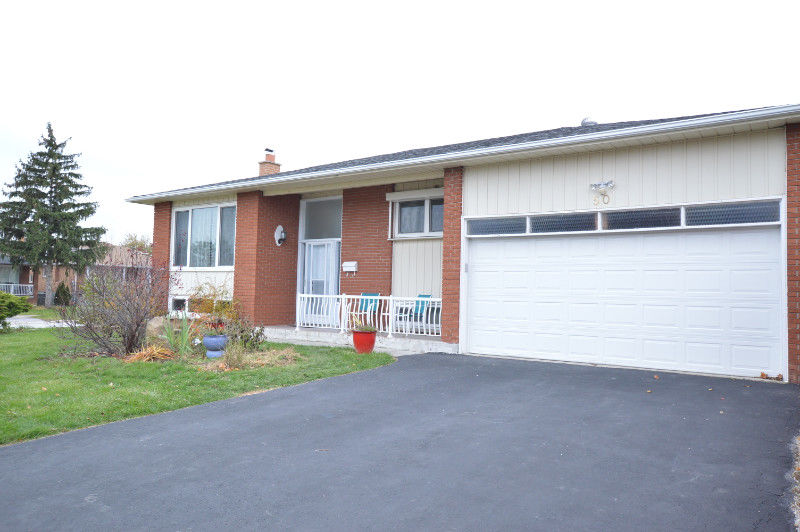 Well Maintained Raised Bungalow in Brampton For Sale!