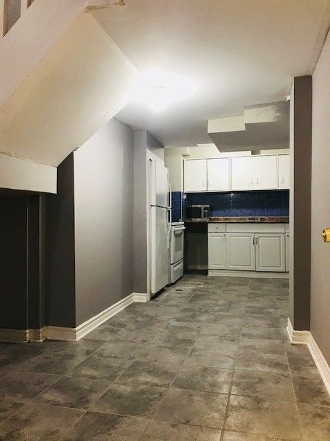 Two Bedroom Basement for rent available immediately