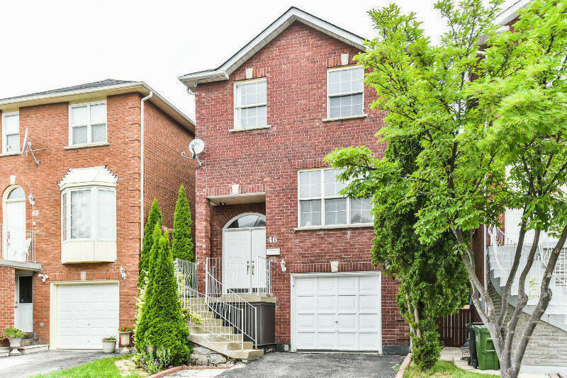Beautiful Detached Home for Sale in Toronto - Weston / Jane