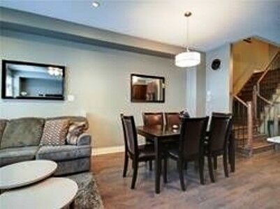 Spacious Free Hold Luxury Townhome With Big Backyard