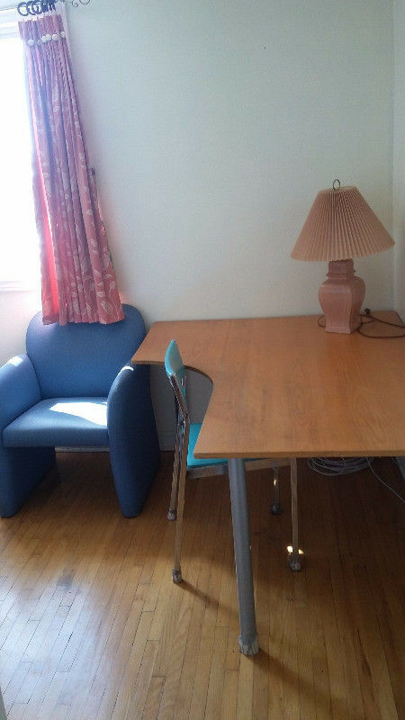 One nice room at St Clair and Keele available now