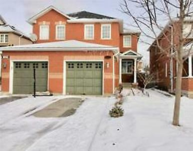 Upgraded New Semi-Detached 2 Story House On A Conservation Area