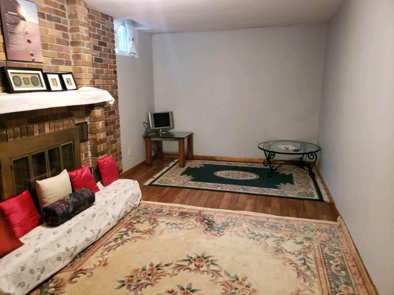 2BDRM Basement Appartment for rent