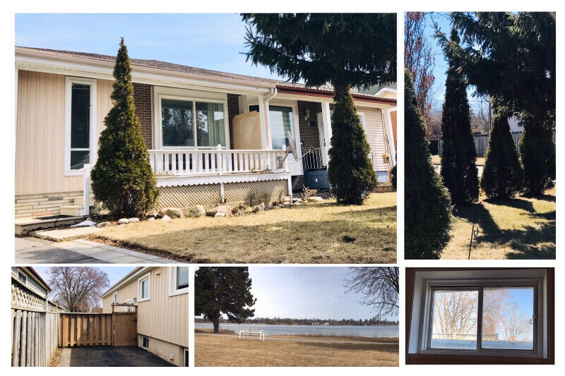 For RENT / LEASE 1 Bdrm+Den Aptmnt Pickering June 1st $1350+