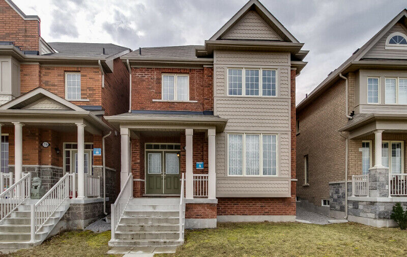 Markham Cornell4-Year 3-Storey 4+1Br4Wr Detached House For Sale!