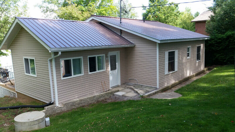 COTTAGE FOR SALE IN COBDEN ON MUSKRAT LAKE