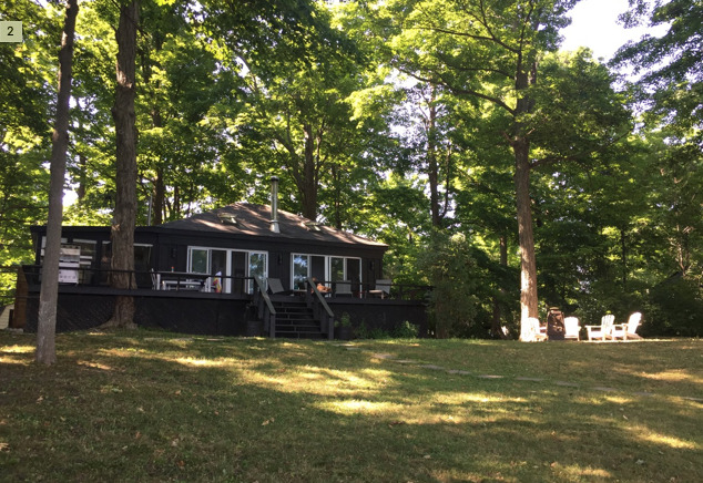 Cottage, Waterfront Orillia