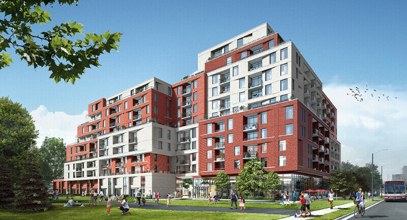 The Keeley Phase3 by Downsview Park – Register For VIP First Acc