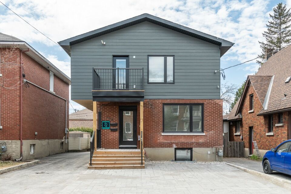 Fourplex For Sale in Wellington West/Hintonburg