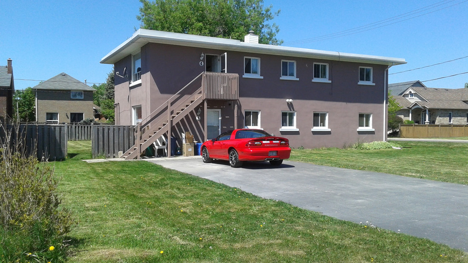Alliston 4Plex Fourplex For Sale (Solid Income Property)