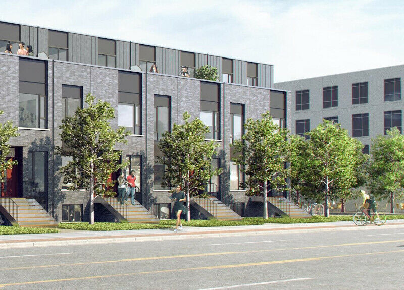 New Townhouse Assignment Sale - 2yrs Rent Guranteed! 3bdr&3 bths