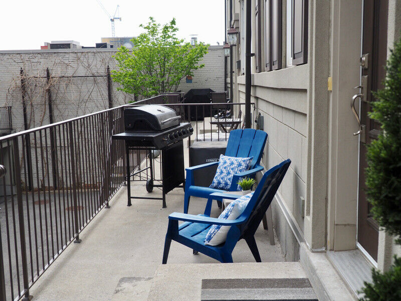 Executive Fully Furnished Townhouse - For Lease/Rent