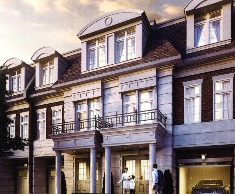 3BDRM 4BATH 3-STOREY TOWNHOUS IN MANORS MINEOLA(W4408838)