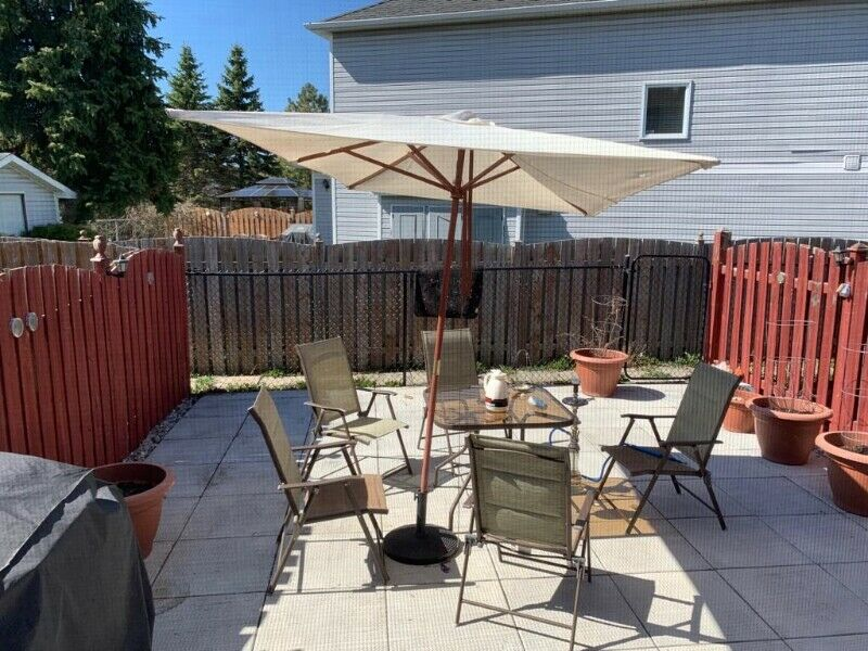 Town house in Huntclub Park for rent Available July 1st 2019