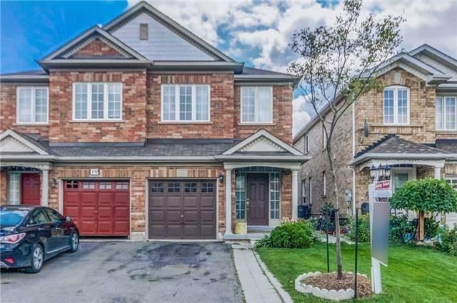 Semid Detached House For Sale In Brampton (Sandalwood/Bramalea)-59;