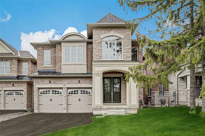 Brand New 5 Bedroom Detached House For Sale In Toronto