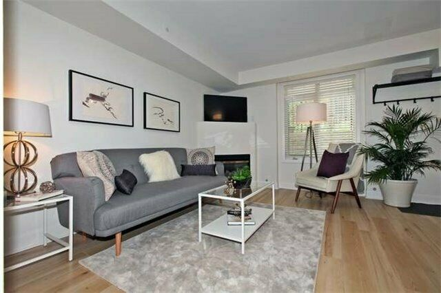 2 bedroom condo townhouse for rent (Close to Ryerson)