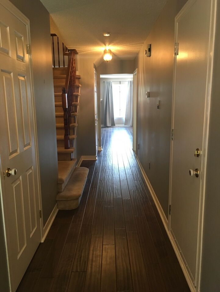 Bright and Cozy townhouse for rent in Ottawa (3 bd, 4 baths)