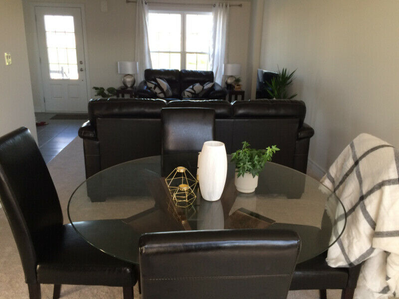 $1900/month + utilities - NEW 3 Bedroom House Available Aug 1st