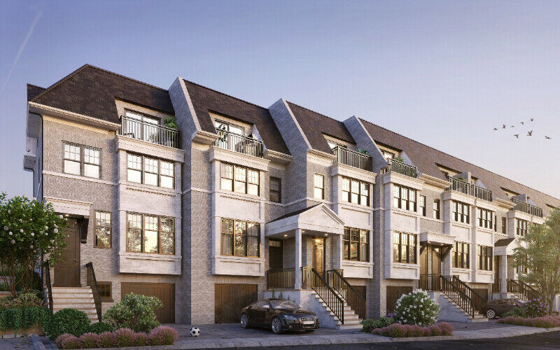 Lakeview Towns: New Townhouses for Sale in Barrie