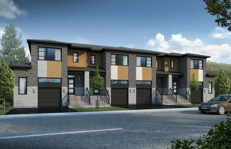 BRAND NEW CONSTRUCTION! 3bed, ONLY 34 min from Huntclub/Bank