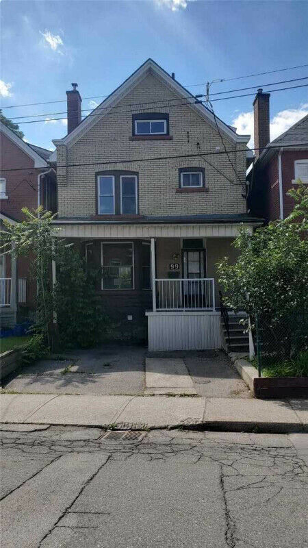 99 Sanford Ave N -Detached House In Central Hamilton For Sale!