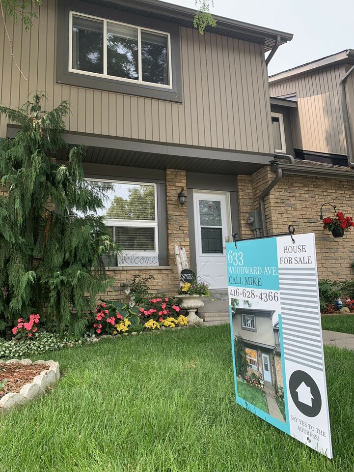 Townhouse for sale in Milton