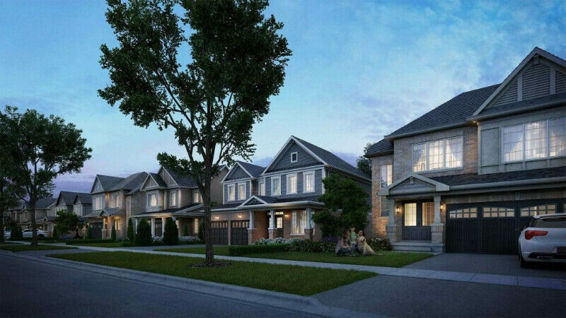 Brand New 3 Bedroom Home in Niagara Falls / Thorold Region