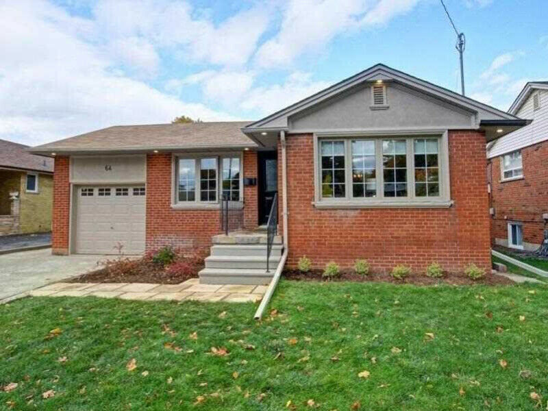 Fully Renovated Bungalow In The Heart Of Martin Grove Gardens!