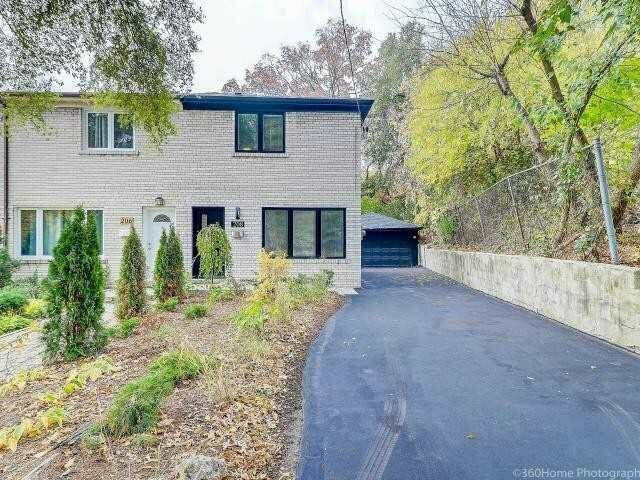 Gorgeous Ravine Setting W/2 Car Garage & Basement.
