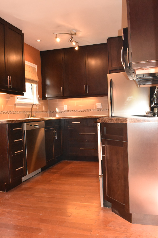 Detached House 4 Bed, 2 Bath, Office in Toronto for Rent