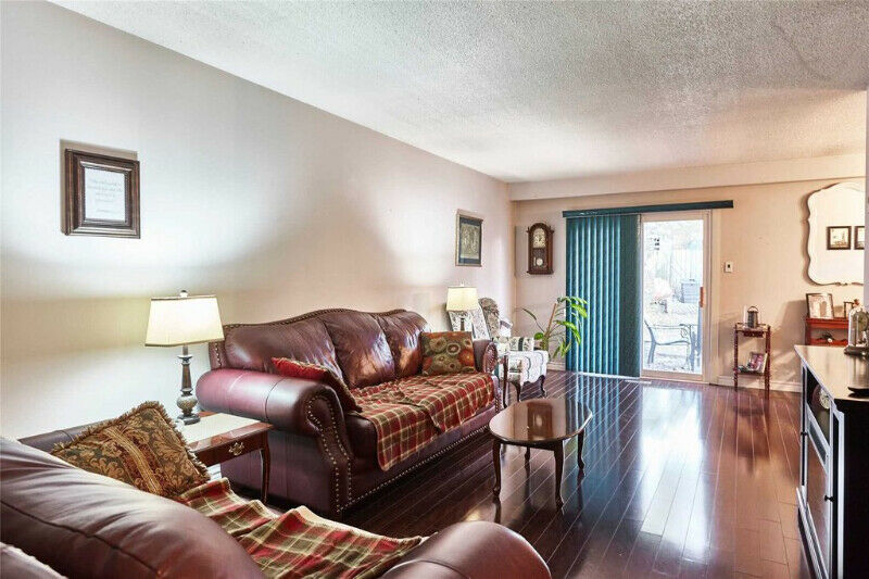 Incredible Value In This Wonderfully-Maintained 3 Plus 1 Bdrm,