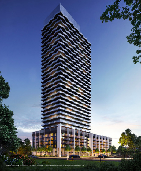 Thirty SixZorra Condos — Coming To Etobicoke — Register For VIP