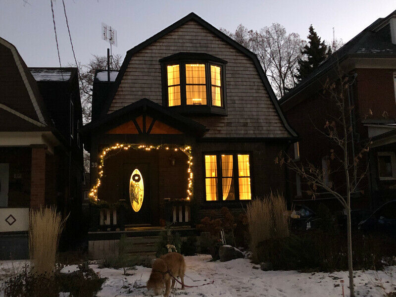 House for Sale, High Park / Roncesvalles - Fully Restored!