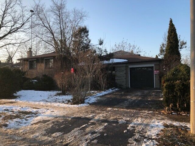 3 Bedroom (+1) Detached Home Etobicoke