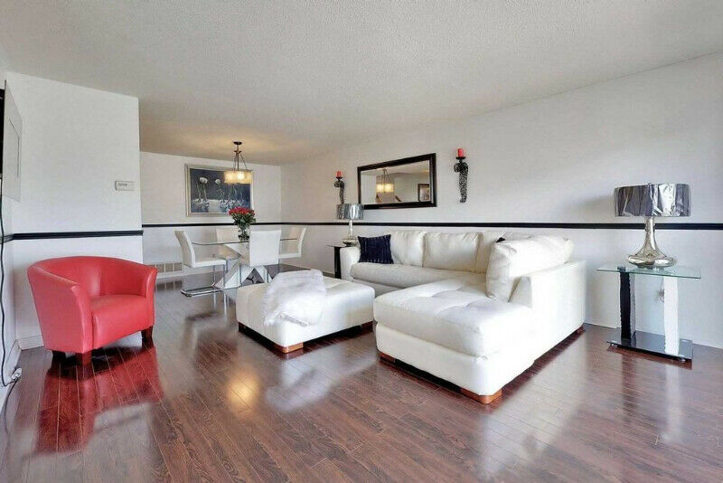 See Virtual Tour - Renovated , Spacious And Bright 5 Level Backs