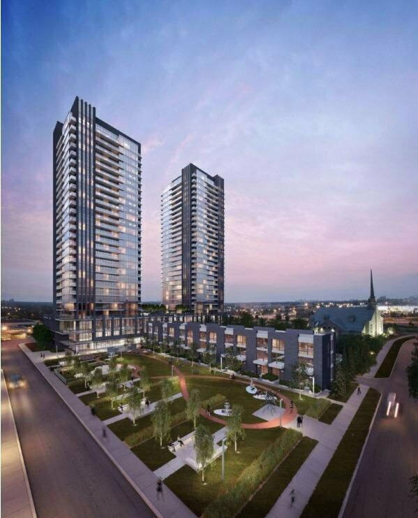 Well Situated In Close Proximity To Ttc And Lrt Stations