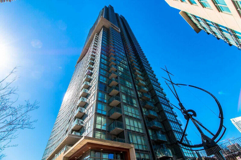 Condos for sale 1 bed downtown toronto