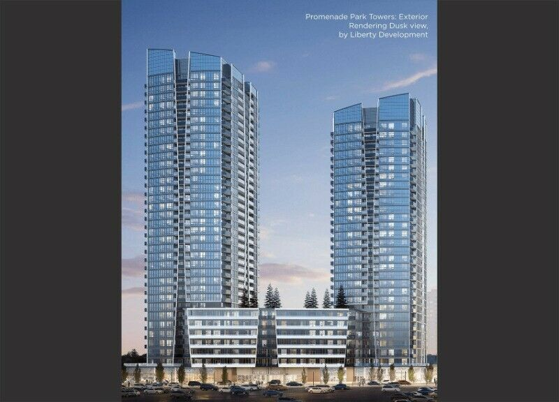 Promenade Park Towers vip sale