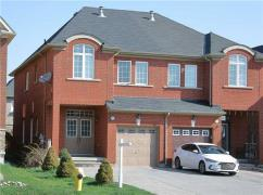 Semi Detached For Sale In Thornhill Woods - Vaughan, Thornhill, Ca