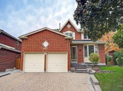 Beautiful Detached Home In Markham Village , Markham, Ca