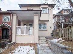 Beautiful Detached Home/Finished Bsmt W/O/3br+3bath/The Beaches, Toronto, Ca