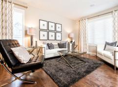 Brand New End Unit Townhome | No Condo Fees | Double Garage, Edmonton, Ca