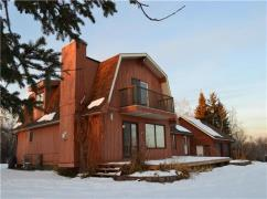 Wooded Acreage Close To Peace River, Grande_prairie, Ca